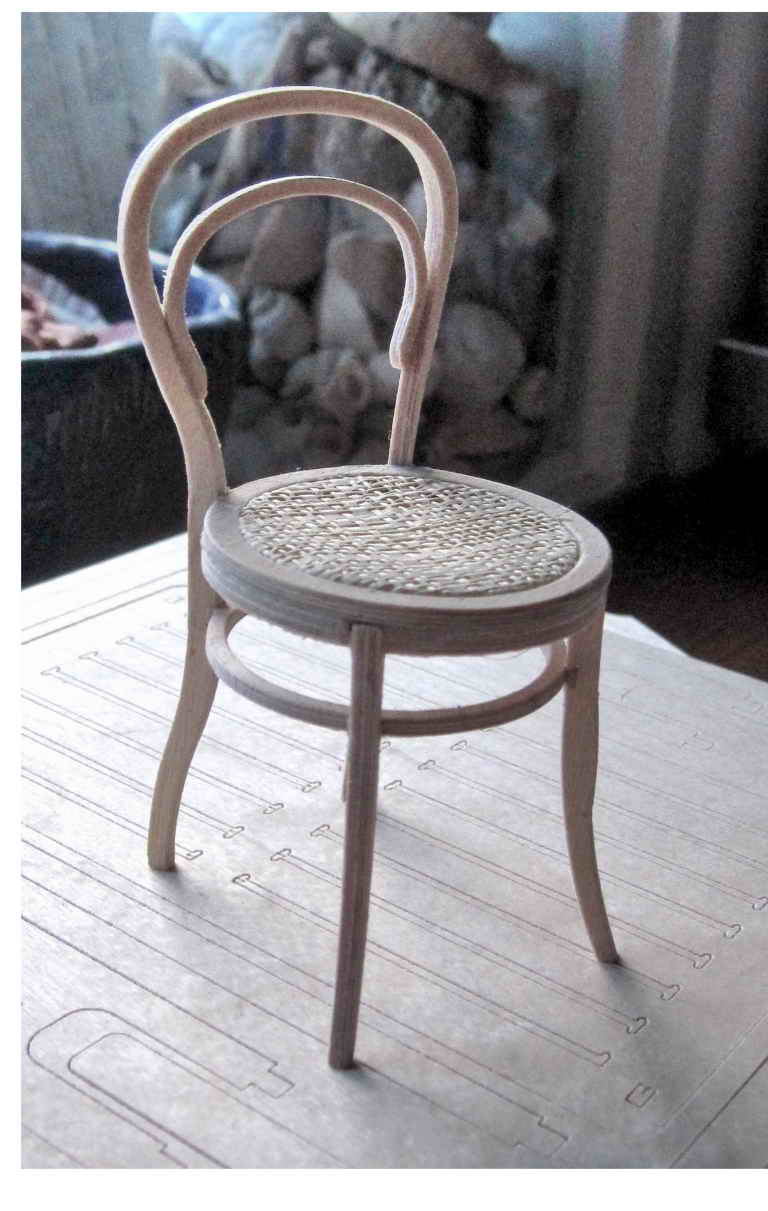 michael thonet. Black Bedroom Furniture Sets. Home Design Ideas